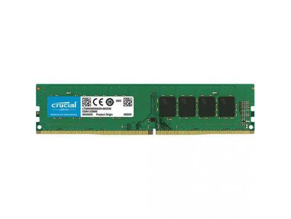 Crucial 4GB DDR4 2666MHz PC4-21300 CL19 UDIMM CT4G4DFS8266 Desktop RAM Memory