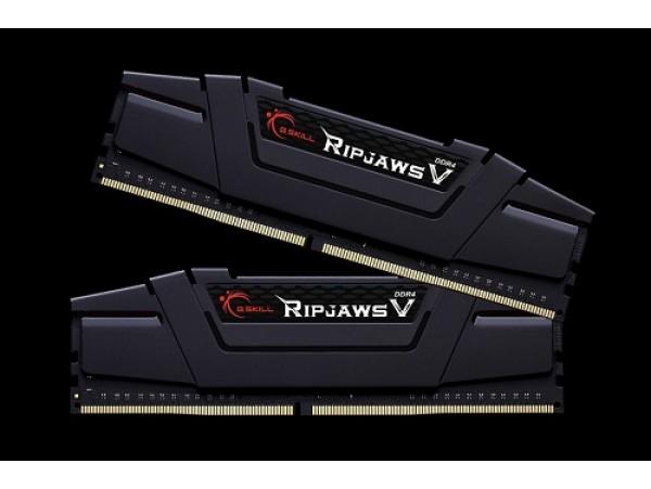G.Skill Ripjaws V 16GB (2x8GB) DDR4 3200MHz CL16 F4-3200C16D-16GVKB Memory RAM