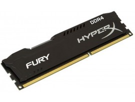 Kingston HyperX FURY Black 8G DDR4 2400Mhz CL15 RAM Desktop Memory HX424C15FB2/8