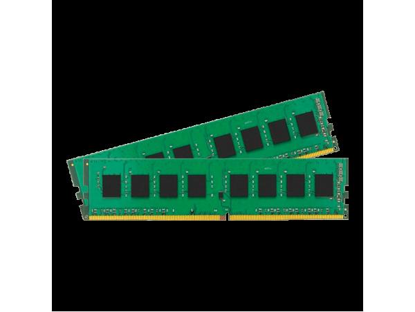 Kingston Value RAM 16GB (8Gx2) DDR4 2400MHz CL17 KVR24N17S8K2-16 Desktop Memory