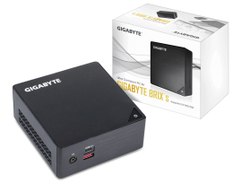 Gigabyte Brix Mini PC Intel i7-7500U 2.7GHz CPU MinDP HDMI USB3.1 GB-BKi7HA-7500