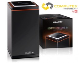 Gigabyte Brix GAMING VR Mini PC Intel i7-7700HQ 2.8GHz NVIDIA GTX1060 HDMI M.2