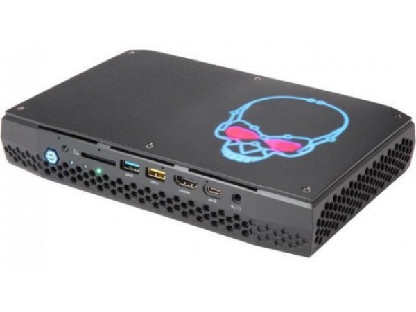 Intel NUC Mini PC Core i7-8809G CPU Radeon RX Vega M GH Mini-DP Thunderbolt WiFi