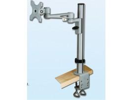 IPPON IPMA73102 Desk Single Monitor Arm Bracket Display Tilt Vesa 75x75 100x100