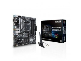 Asus PRIME B550M-A WI-FI Motherboard CPU AM4 AMD Ryzen DDR4 VGA DVI HDMI 1Gb LAN