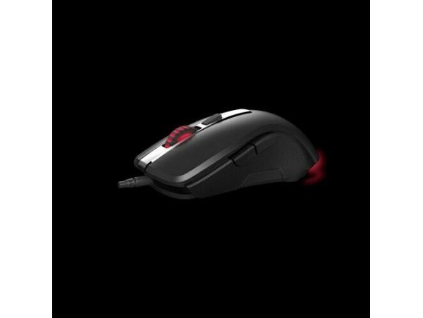 ASUS CERBERUS FORTUS Gaming Optical Mouse RGB LED lighting Omron switche 4000dpi