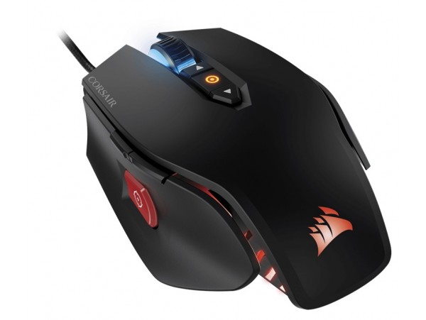 Corsair M65 PRO RGB FPS Gaming USB Wired Mouse Black 12000DPI Optical 8-Buttons
