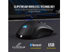 Corsair IRONCLAW RGB Wireless Gaming Mouse Black 18,000 DPI Optical USB Windows