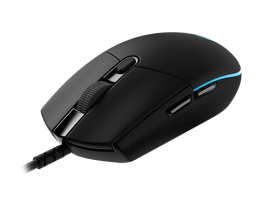 NEW Logitech G Pro Gaming Mouse RGB USB Wired 6 PROGRAMMABLE BUTTONS 12000 DPI