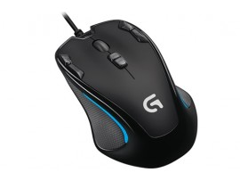 Logitech G300S USB Wired GAMING MOUSE Optical 2500DPI 9 Buttons Windows 7 8 10