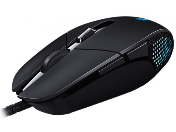 Logitech G302 Black Daedalus Prime MOBA USB Wired GAMING MOUSE Optical 4000DPI