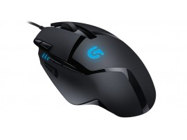 Logitech G402 HYPERION FURY USB Wired GAMING MOUSE Optical 4000DPI HIGH-SPEED