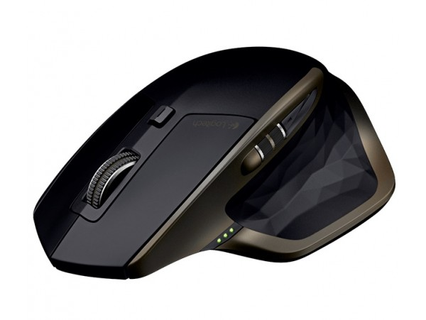 Logitech MX Master Bluetooth Wireless Mouse 1600dpi Laser USB Windows 7 8 10 MAC