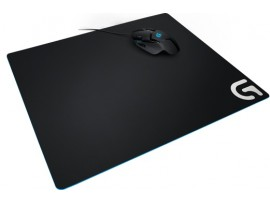 "Logitech G640 LARGE CLOTH GAMING MOUSE PAD 46x40cm 18""x16"" STABLE RUBBER BASE"