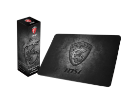 "MSI GAMING SHIELD MOUSEPAD Micro-texture surface Rubber Base 32x22cm 12.5""x8.6"""