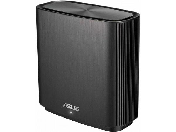 1-PACK ASUS ZenWiFi AX XT8 Black Whole-Home Tri-Band Mesh WiFi 6 System 2.5G LAN