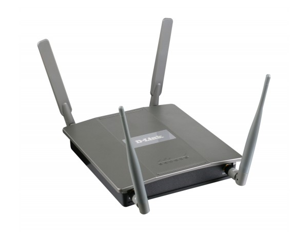 D-LINK DAP-2690 Access Point Wireless 300Mbit Dualband 2.4GHz 5GHz Gigabit POE