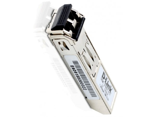 D-LINK DEM-310GT Gigabit Two SFP LC Connectors Multimode Fiber Transceiver 10km