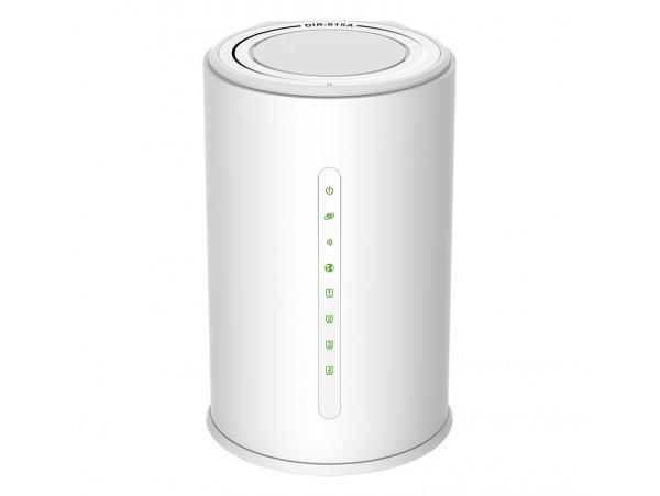 D-Link DIR-615A N300 Wireless WiFi B/G/N Broadband Router 4-Port Lan Switch WPS