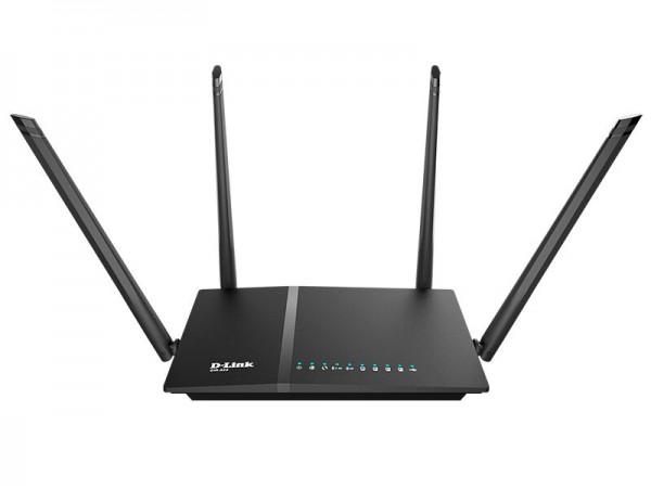 D-Link DIR-825 Wireless AC1200 WiFi Dual Band Gigabit Router USB 3G LTE Support
