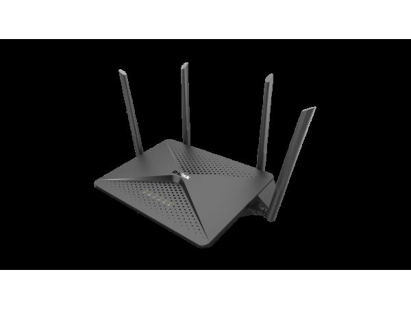 D-LINK DIR-882 EXO Dual-band Wireless AC2600 MU‑MIMO Wi‑Fi Router Gigabit LAN