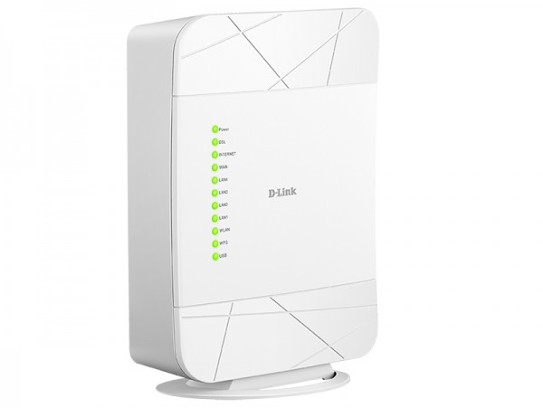 D-LINK DSL-G225 300Mbps WiFi Wireless Gigabit WAN VDSL/ADSL2 Router USB 3G Modem