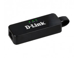 NEW D-Link DUB-E100 Network Card Adapter 10/100Mbps USB 2.0 to RJ45 Ethernet