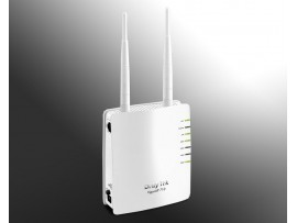 DrayTek VigorAP 710 Wireless WiFi 2.4GHz Access Point Bridge MIMO WLAN Antenna