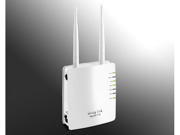 DrayTek VigorAP 710 Wireless WiFi 2.4GHz Access Point Bridge MIMO WLAN Antenna