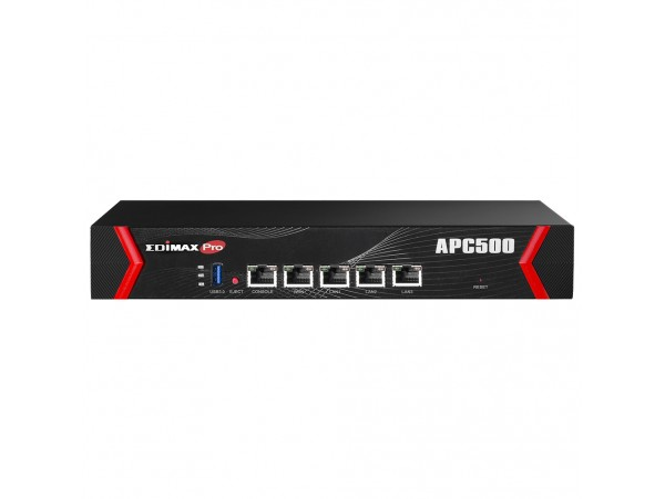 EDIMAX PRO APC500 Wireless AP Controller Gigabit port USB 3.0 L2/L3 Management