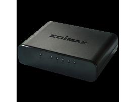 EDIMAX ES-3305P 5-Port 10/100Mbps Compact Ethernet LAN Desktop HUB Switch RJ45