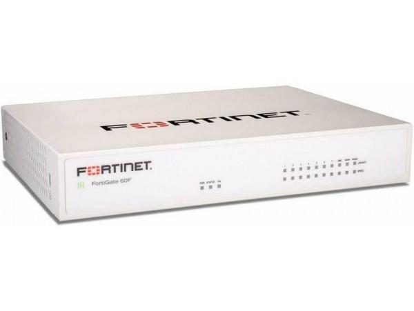 Fortinet FortiGate FG-60F Network Security Firewall 10xGE LAN port Switch DMZ
