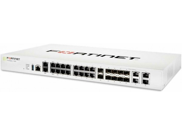Fortinet FortiGate FG-100F Network Security Firewall 22xGE port Switch managed