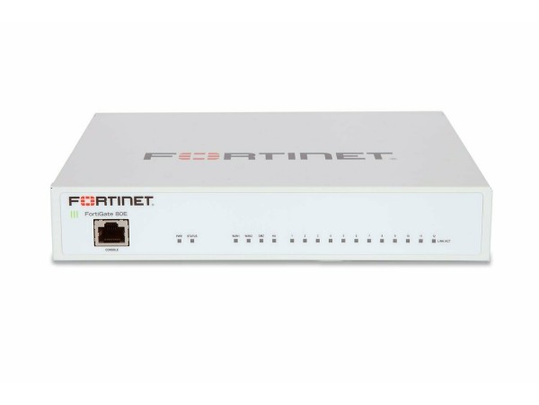 Fortinet FortiGate FG-80E Network Security Firewall 14xGE LAN port Switch manage