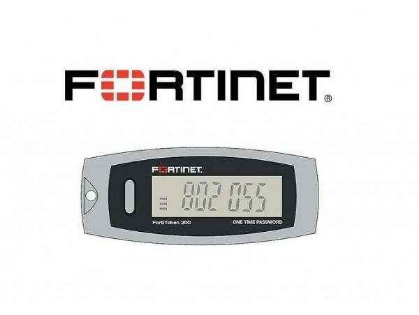 Fortinet FTK-220-5 FortiToken 5-pcs one-time password Hardware Token Generator