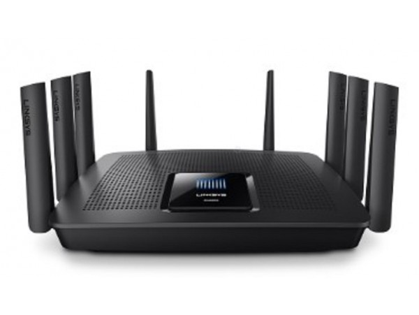 Linksys EA9500 Max-Stream AC5400 TRI-BAND Wi-Fi Gigabit Router 8x Gigabit LAN