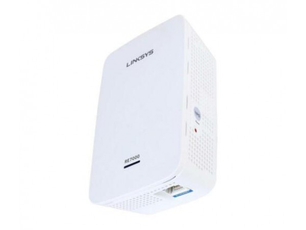 LinkSYS RE7000 Max-Stream AC1900 Wi-Fi Dual-Band Range Extender GIGABIT ETHERNET