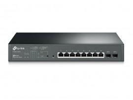 NEW TP-LINK T1500G-10MPS JetStream 8-Port Gigabit Smart PoE+ Switch 2 SFP Slots