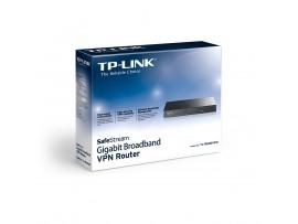 NEW TP-Link TL-R600VPN SafeStream 5 port Gigabit Broadband VPN Wired Router