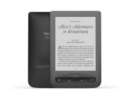 "Pocketbook Touch Lux 3 P626-2G Grey 6"" E-ink Pearl E-Book Reader WiFi B/G/N 4GB"