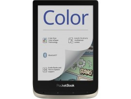 "Pocketbook PB633 PocketBook Color 6"" E-ink Screen Book Reader WiFi 16GB Memory"