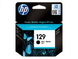 Genuine HP 129 Black Ink Cartridge C9364HE Officejet 5943 6313 H470 2573 Printer