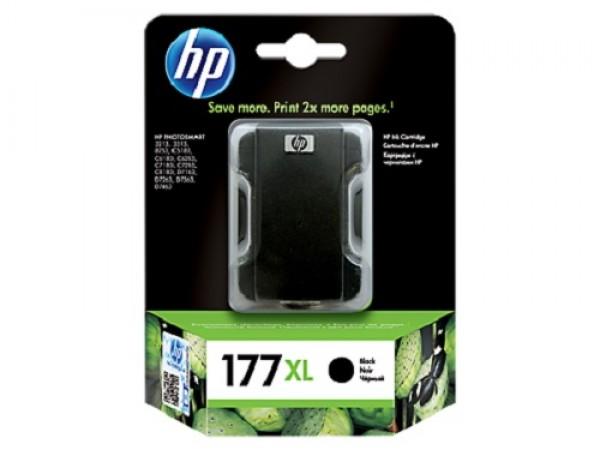 Genuine HP 177XL High Yield Black Ink Cartridge Deskjet 8253 8183 5183 Printer