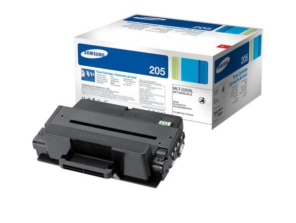 Genuine Samsung MLT-D205L Black Toner Cartridge ML-3310/3710 SCX-4833/5639/5739