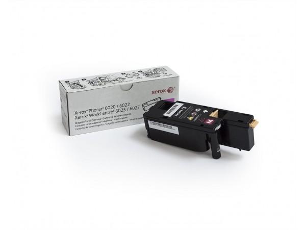 Genuine Xerox Phaser 6020/6022/6025/6027 Laser Magenta Toner Cartridge 106R02761