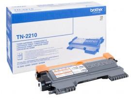 NEW Genuine Brother TN-2210 Black Toner Cartridge Laser Printer 2240 7860 7060