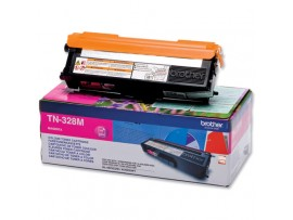 Genuine Brother TN-328M Magenta Toner Cartridge Laser Printer 9270 4570 9970