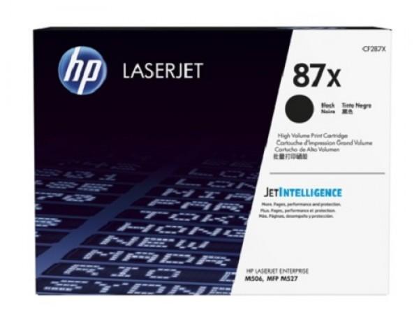 Genuine HP 87X Black CF287X Toner Cartridge LaserJet Enterprise M527 M506 M501