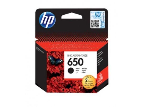 Genuine HP Ink Cartridge 650 BLACK CZ101AE DeskJet 2545 2645 2515 1515 Printer