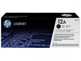 Genuine HP 12A Black Q2612A Toner Cartridge LaserJet 1020 1010 1018 3050 3020